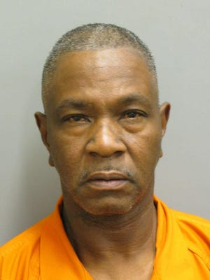 James Walker is charged with domestic violence.