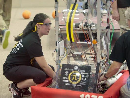 Pascack Valley/Hills Robotics Team