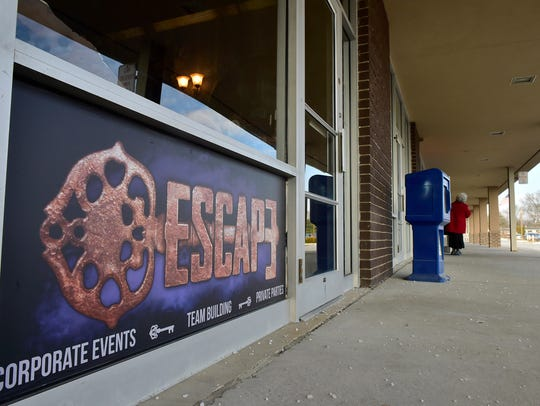 The area's newest escape room, Steel Key Escape, is