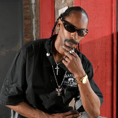 3 wild things about looking just like Snoop Dogg