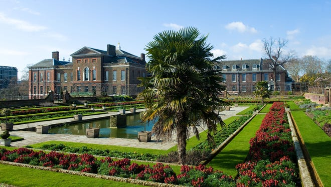 A general view of Kensington Palace in March 2012.