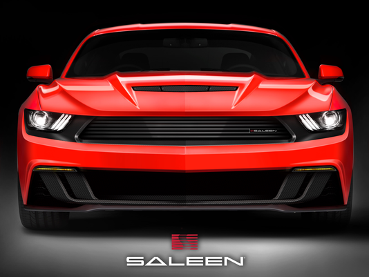 Customizer Saleen Revises Look Of 2015 Ford Mustang