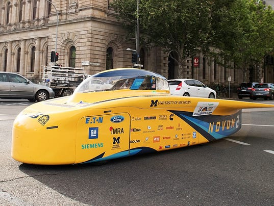 Australia-environment-solar-race-automobile