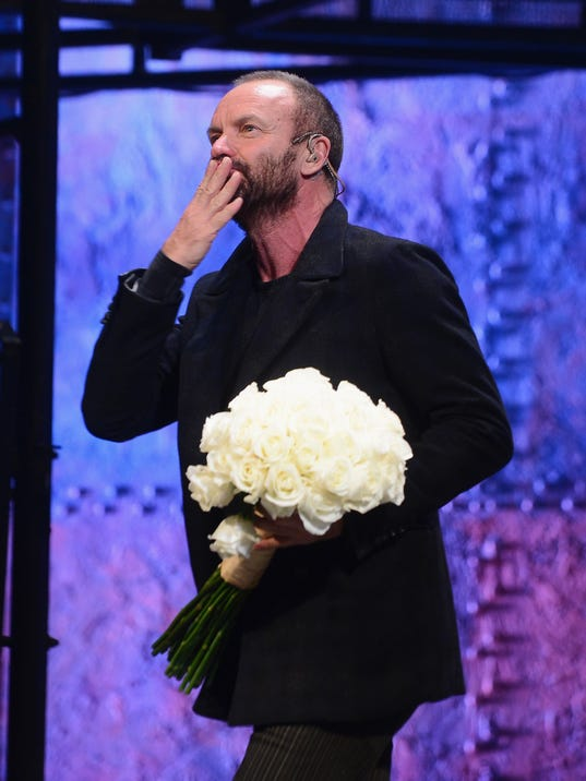 "Sting Joins The Cast Of Broadway's ""The Last Ship"""