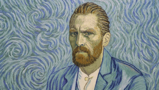 "Robert Gulaczyk stars in ""Loving Vincent,"" which will be shown Saturday night at San Juan College as part of the Farmington Cinematheque Series."