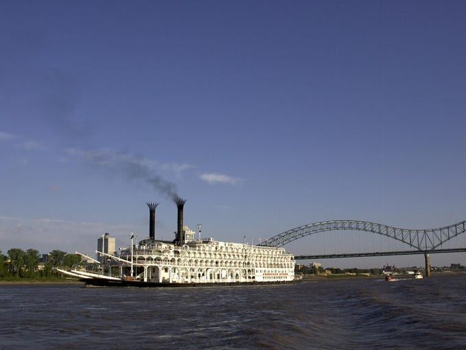 The Memphis-based American Queen Steamboat Company re-introduced the 436-passenger American Queen on the Mississippi River in April 2012. The vessel hadn't operated since the demise of the Majestic America Line in late 2008.