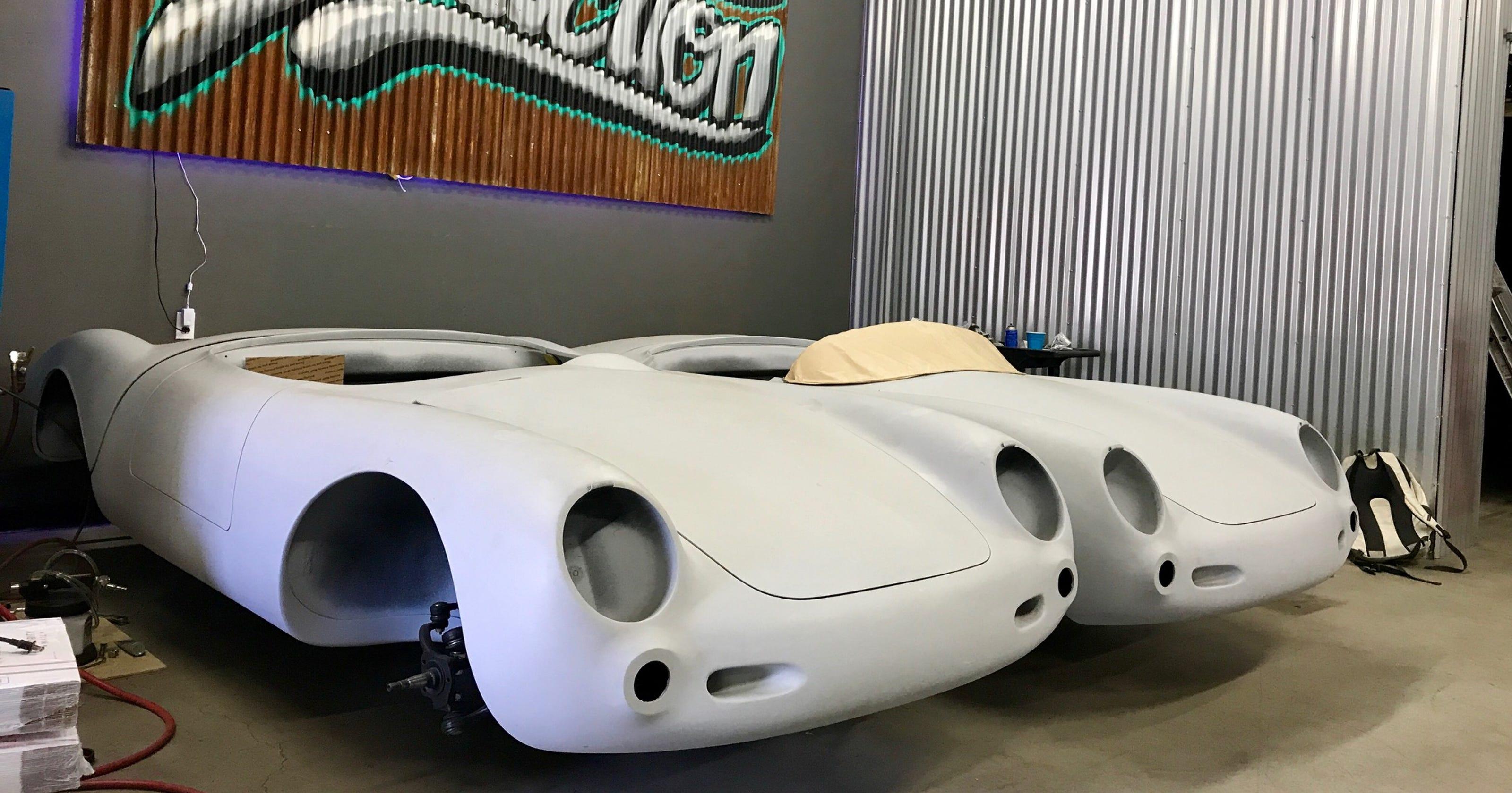 The joy of replicas: A $5 million car for $50,000