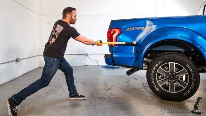 A new Ford F-150 gets a big whack from Edmunds.com