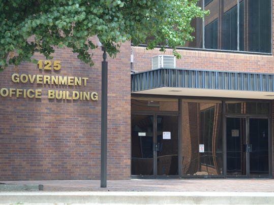 government office building wicomico