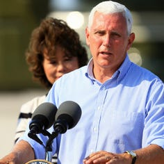 Vice President Mike Pence coming to Rockport to mark Hurricane Harvey anniversary