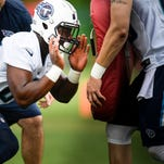 Delanie Walker: Titans rookie Jonnu Smith 'will be better than me'
