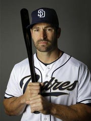 Xavier Nady is one of the best athletes in Salinas High School history and played professional baseball for 15 years. The Cowboy alum still holds numerous records at UC Berkeley and won a World Series in 2012 with the San Francisco Giants.