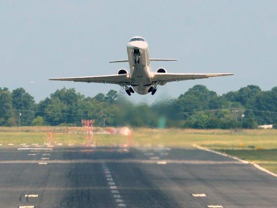 Shreveport Regional Airport.