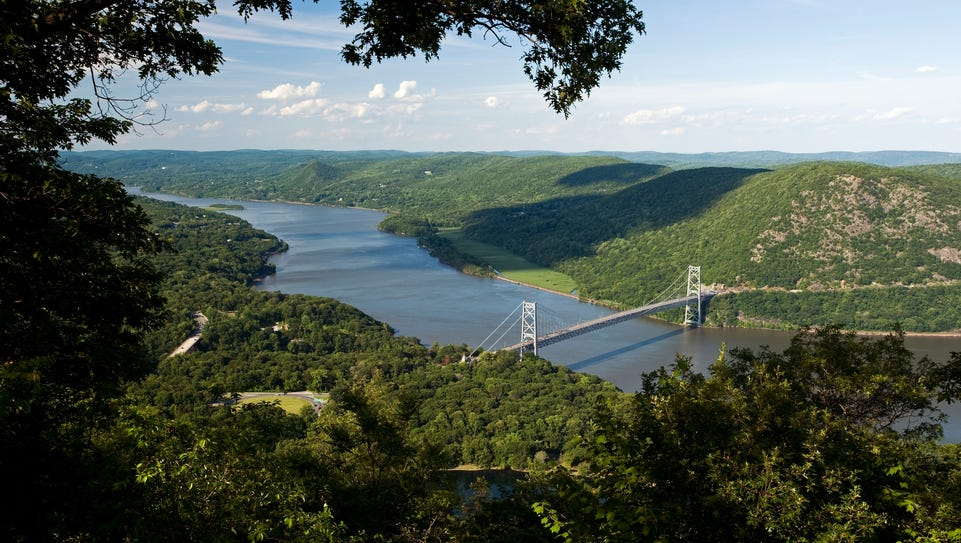 New York's Hudson River Valley is home to historic