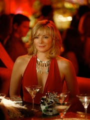 On 'Sex and the City,' Kim Cattrall's Samantha Jones