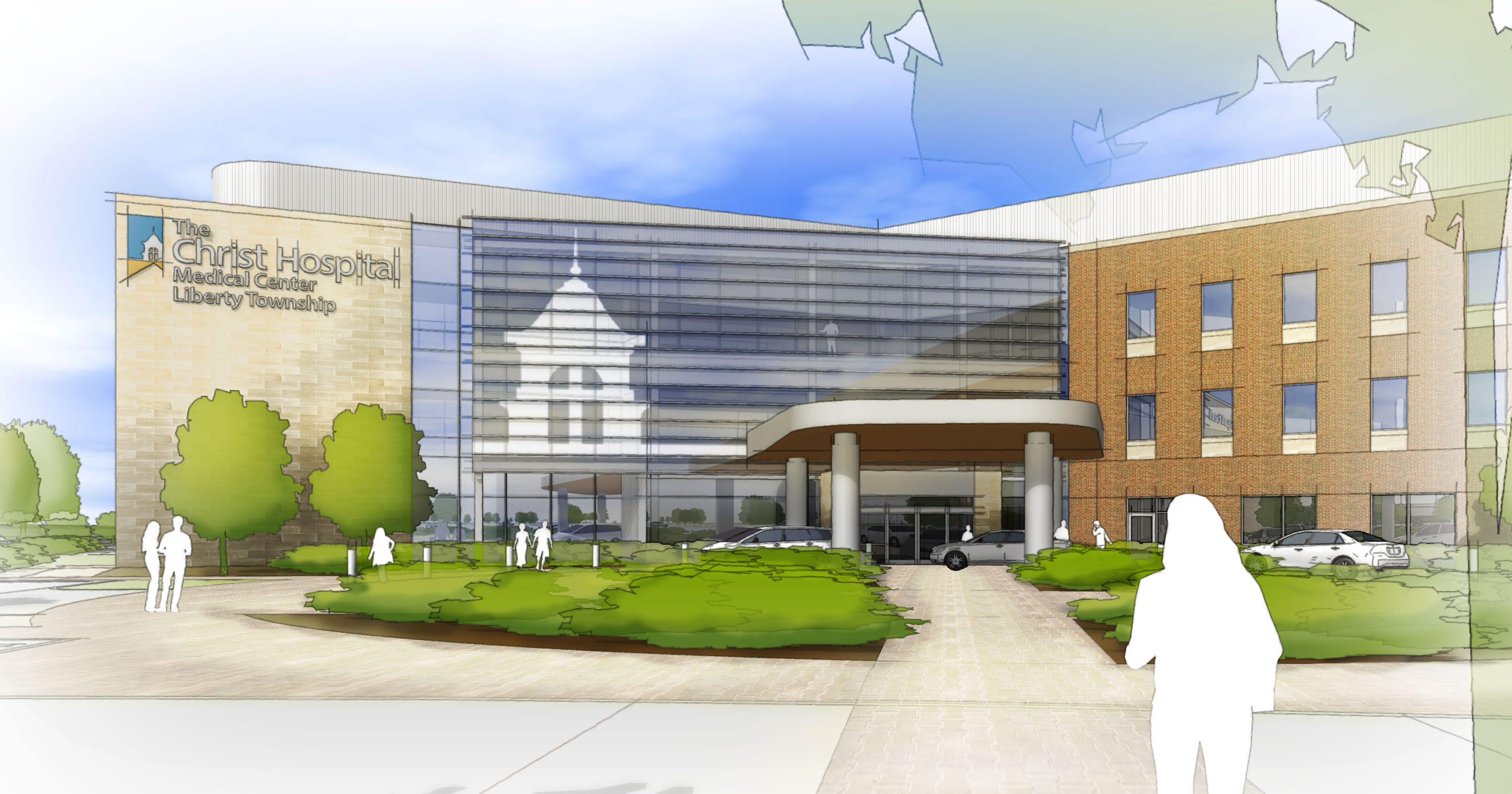 Groundbreaking Thursday for Christ Hospital site in Liberty Twp