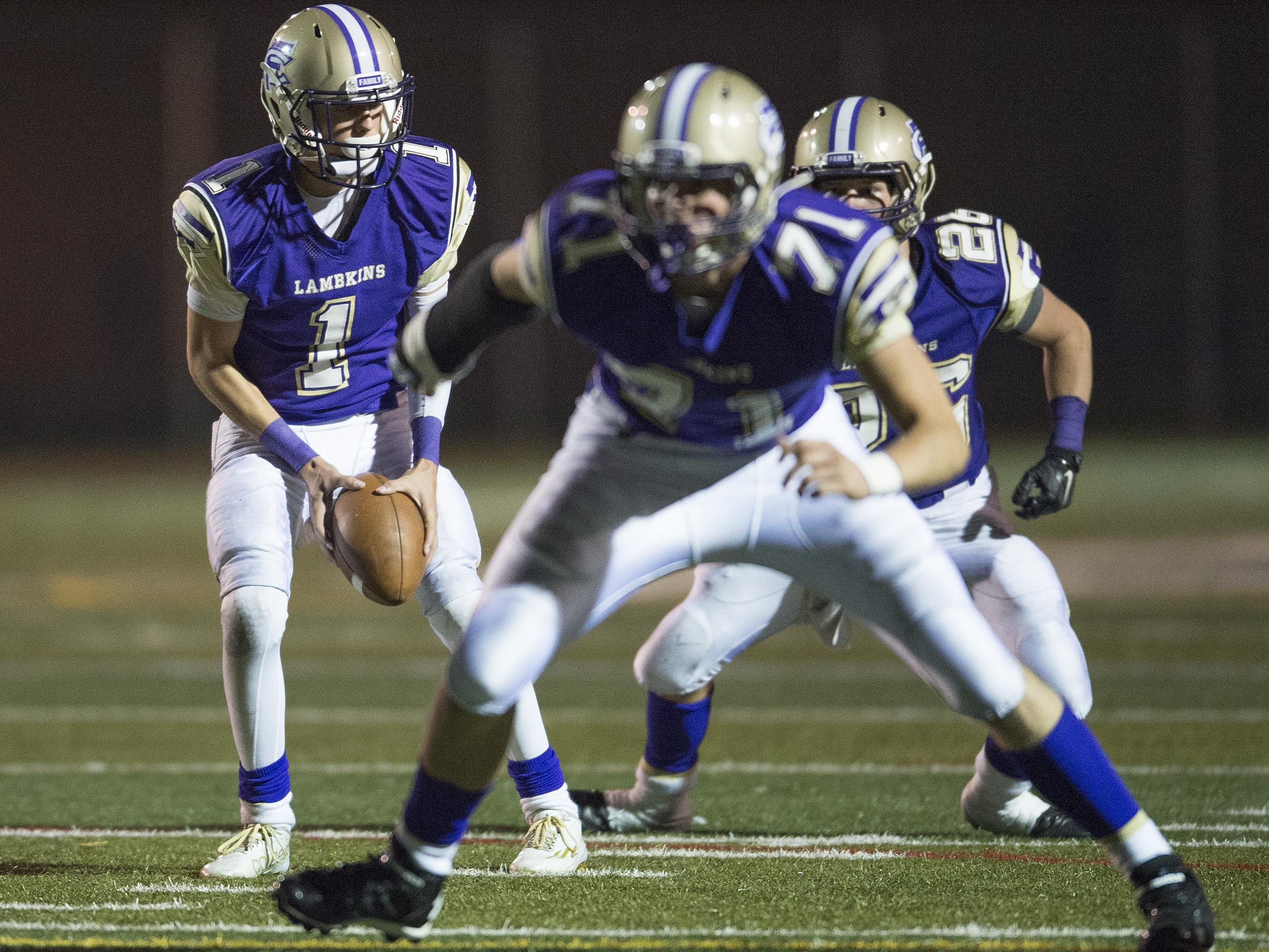 The Fort Collins High School football team hosts Broomfield at 7 p.m. Friday in a battle for the Northern Conference championship.