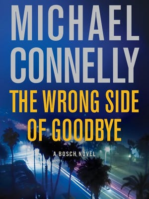 """""""The Wrong Side of Goodbye,"""" by Michael Connelly topped the bestsellers list at the Las Cruces Barnes & Noble store."""