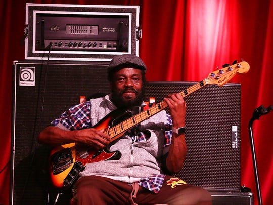 """Aston """"Family Man"""" Barrett will perform with the Wailers Jan. 20 at the Vogue."""