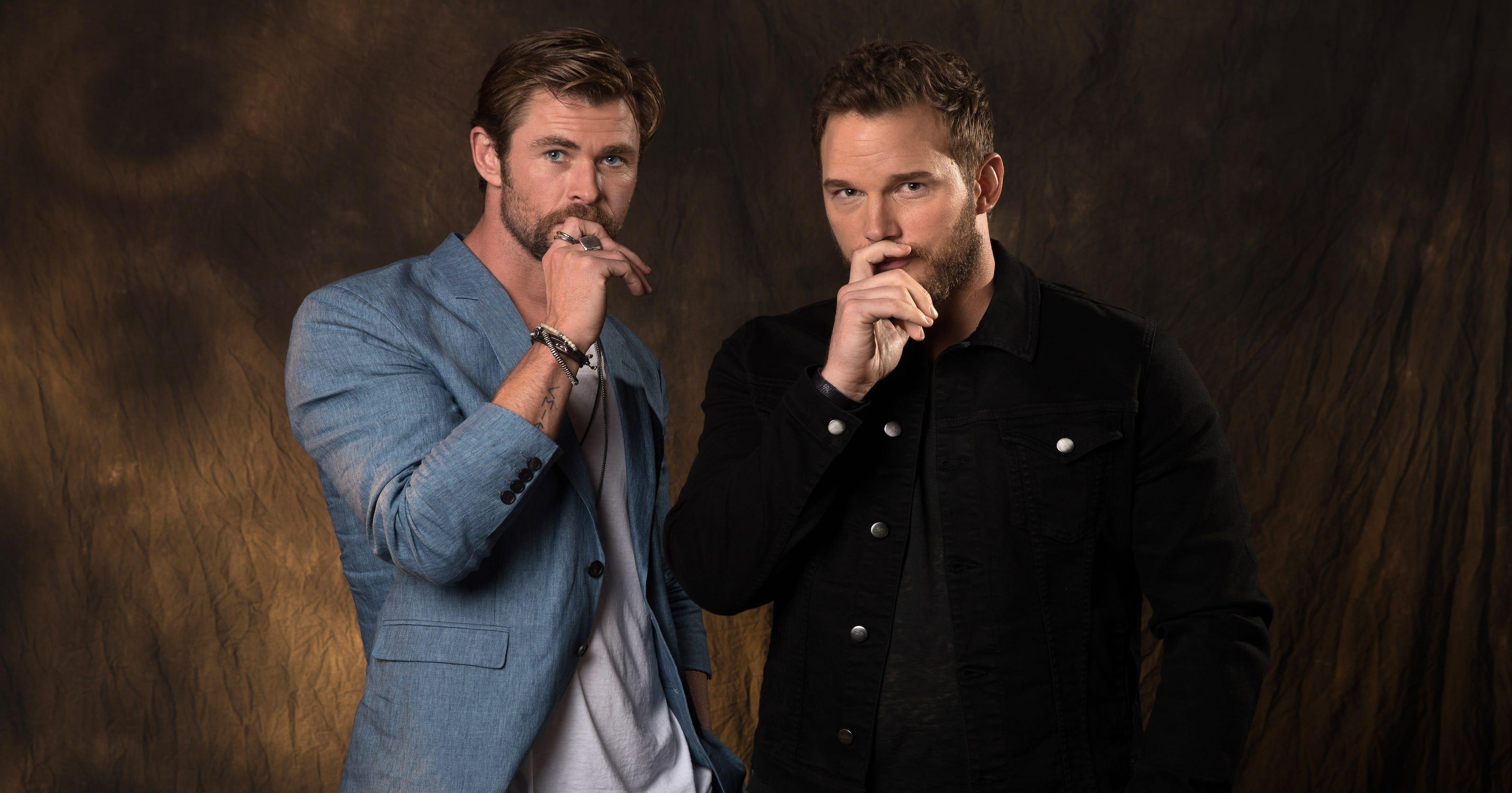 Avengers: Infinity War': Hemsworth, Pratt join 'best Chris
