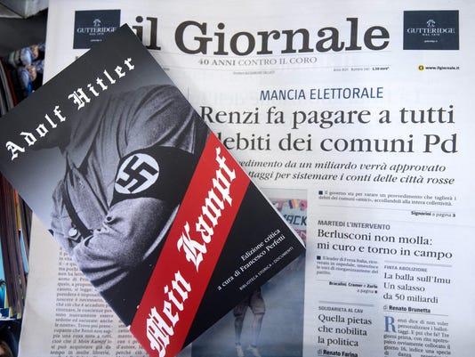 EPA ITALY MEDIA EBF MEDIA ITA