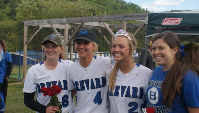 Brevard softball made a run to the fourth round of the NCHSAA 2-A softball playoffs with only four seniors.