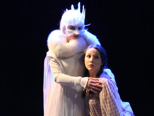"The Cherry Arts' production of ""The Snow Queen"""