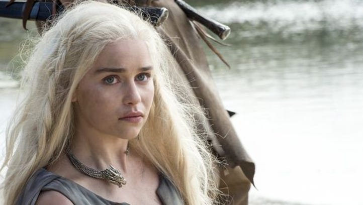 Daenerys is back for 'Game of Thrones' Season 6, but