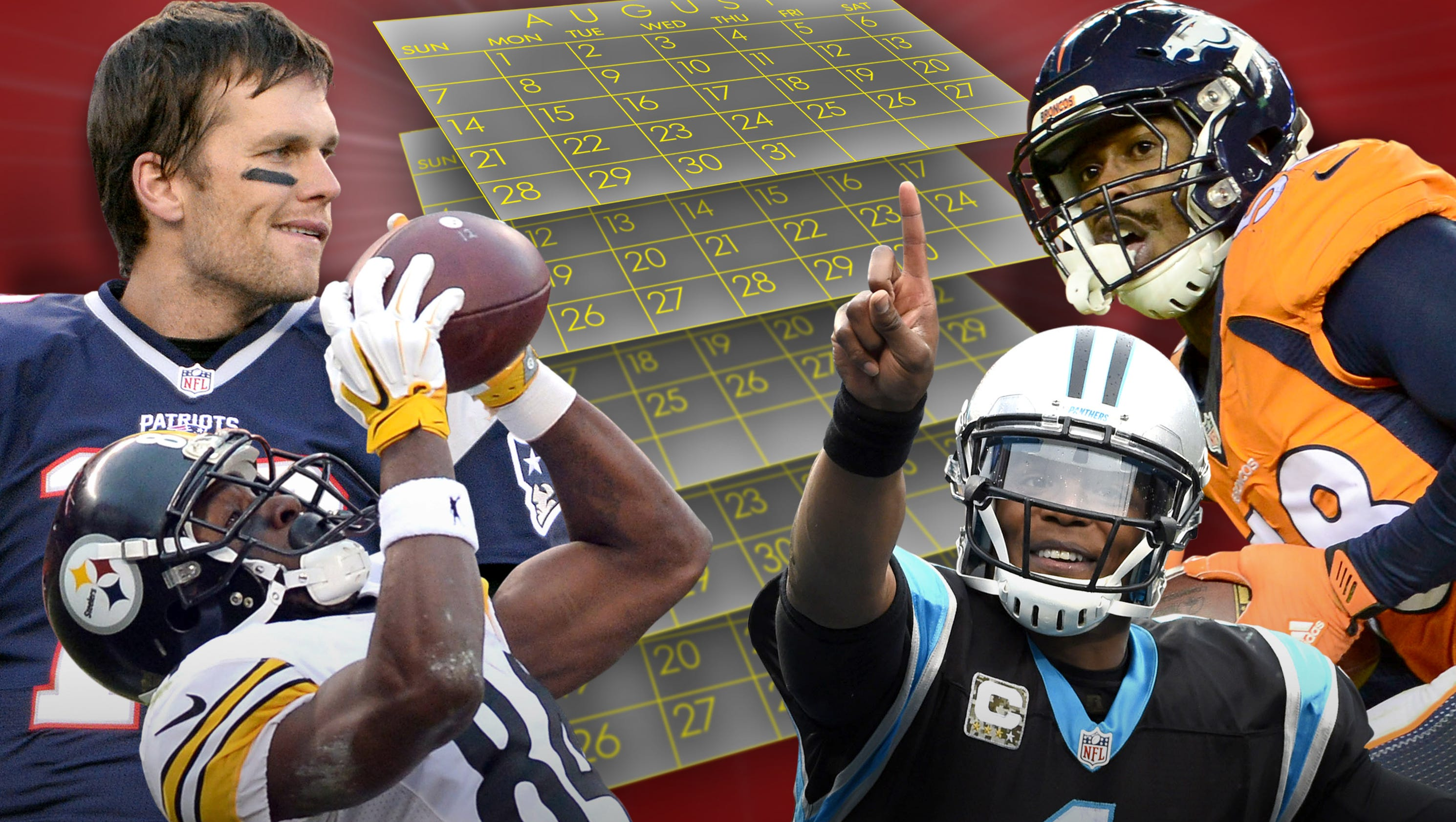 NFL schedule highlights: Revenge games, holidays and odd ...