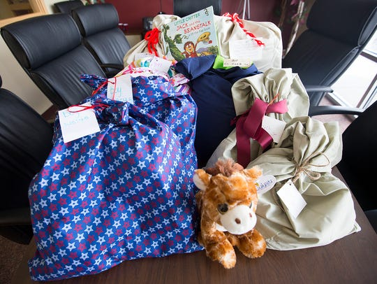 Sweet Dreams donations at the Wisconsin Rapids Daily