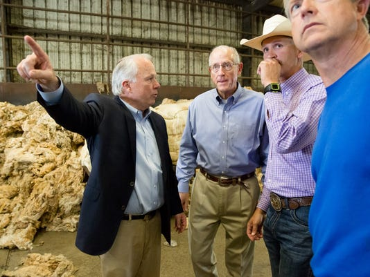 Texas Tribune Farm Bill