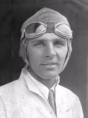 Louis Meyer in 1928.