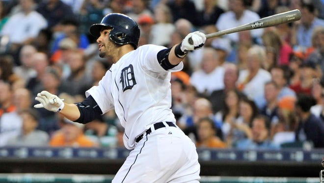 The Tigers and J.D. Martinez are $2 million apart in salary figures.
