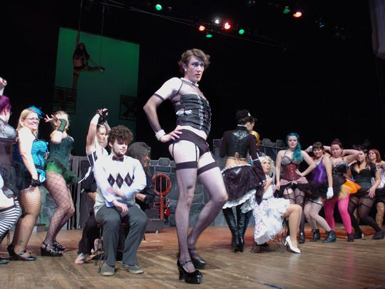"Auditions for the ""Rocky Horror Show"" will be held Thursday and Friday at McMorran."