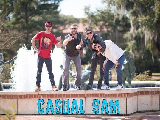 Casual Sam