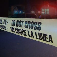 A 13-year-old boy found unconscious in a Pueblo street over the weekend was shot in the chest with a pellet gun, police say.
