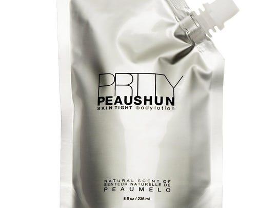 Prtty Peaushun packet