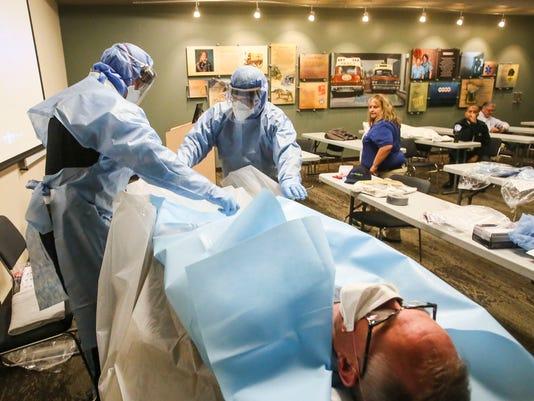 Ebola Minnesota