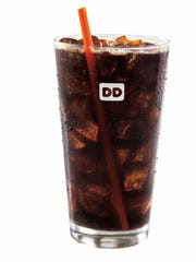 Dunkin' Donuts is now offering cold brew coffee at participating locations.