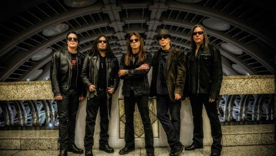 Queensryche perform June 14 at the Suquamish Clearwater