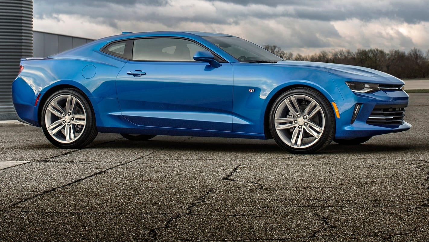 Camaro chevy camaro 24 inch rims : First take: 5 ways new Chevrolet Camaro can top Ford Mustang
