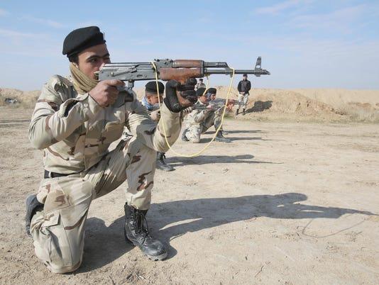 AP IRAQ I OTK IRQ