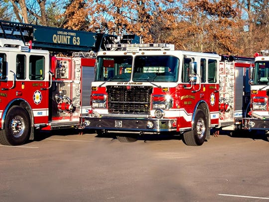 The Loveland Symmes Fire Department will have open