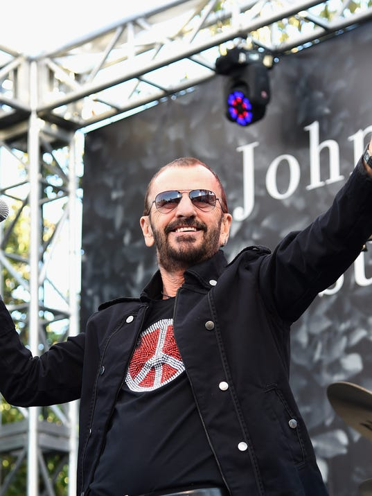 John Varvatos Celebrates International Day Of Peace With A Special Performance By Ringo Starr And An All Starr Band
