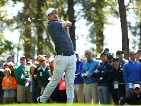 PGA: Masters Tournament - First Round
