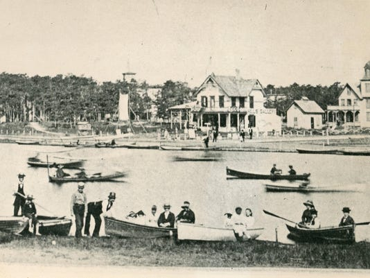 Wesley Lake