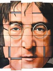 """""""John Lennon Again"""" by Lois Duffy"""
