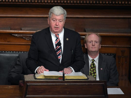 Lt. Gov. Randy McNally said he would like to see any block grant program include provisions that adjust for inflation and increased enrollment.