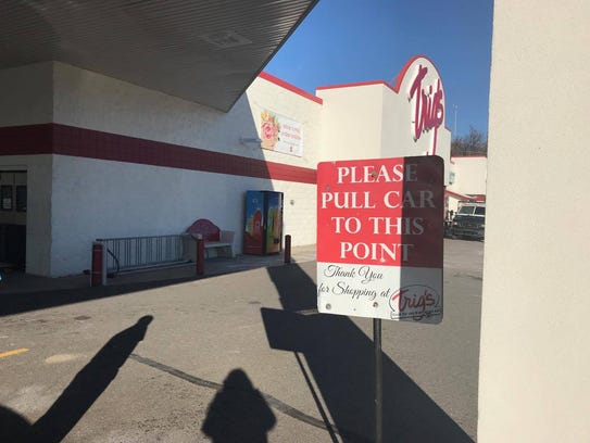 Pick up service at Trig's in Wausau is free, making