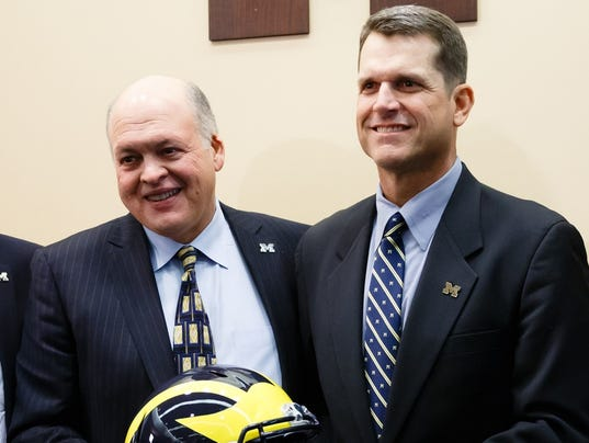 jim harbaugh contract: salary, buyout details revealed, Human Body